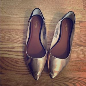Old Navy Rose Gold Flats